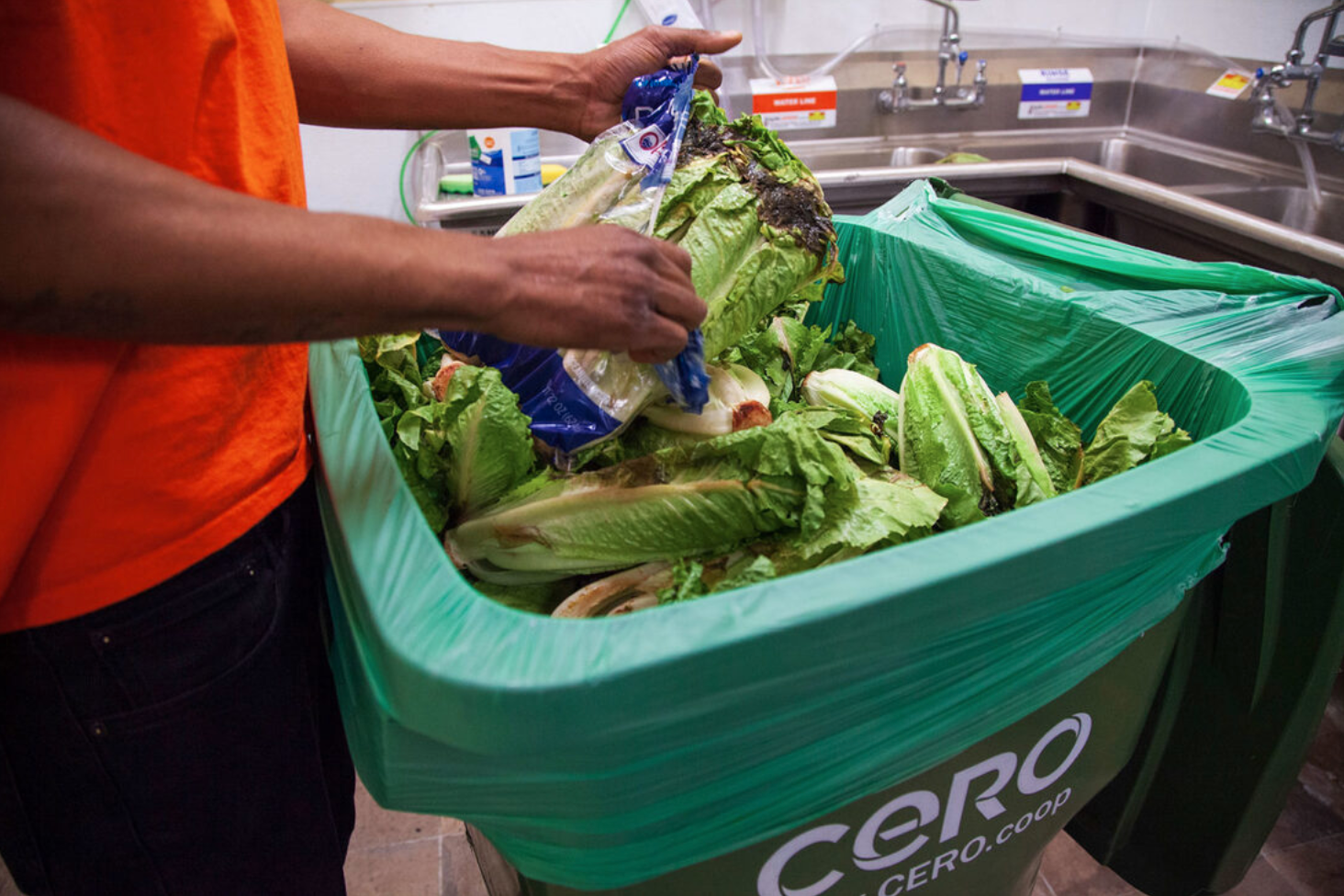 CERO COOPERATIVE FEATURED IN GAIA'S INTERNATIONAL ZERO WASTE CASE STUDIES