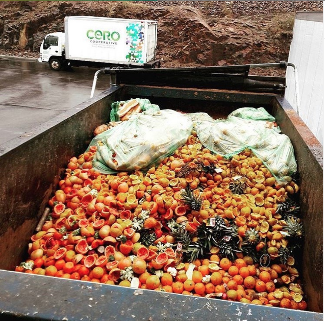 FOOD WASTE RECYCLING AT A LARGE-SCALE FOOD MANUFACTURER: A CONVERSATION WITH ARROW FARMS DISILVA FRUIT