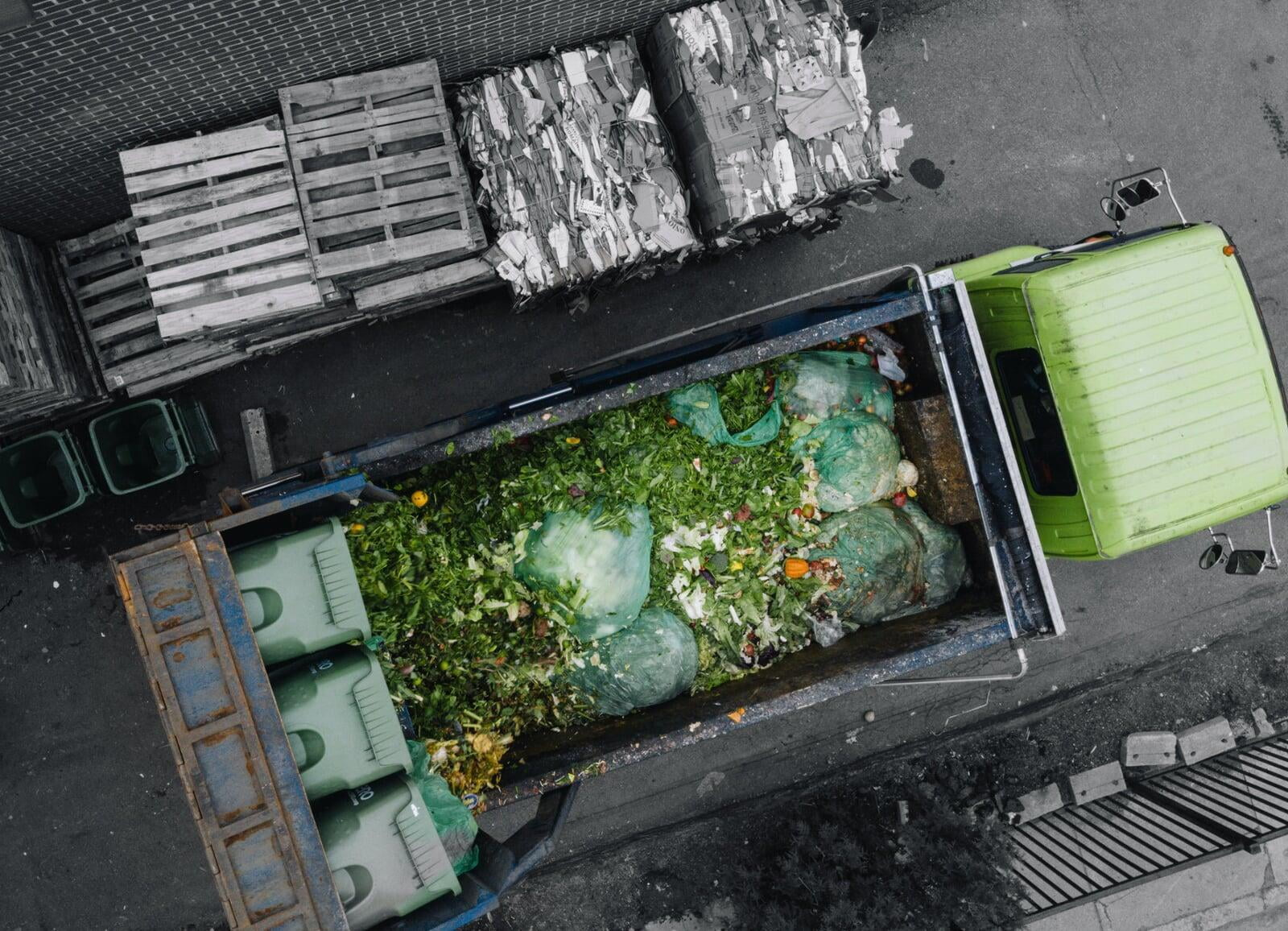 NEW LIFE FOR FOOD WASTE: CERO CO-OP TURNS SCRAPS INTO PRODUCTIVE COMPOST
